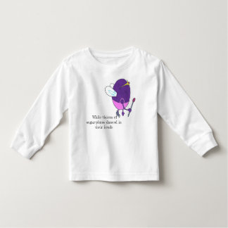 Sugar Plum Fairy Toddler T-Shirt
