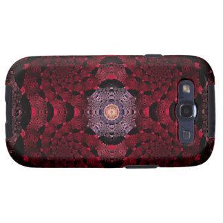 Sugar Plum Fractal Art Samsung Galaxy S3 Cases