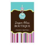 Sugar Pops Business Cards