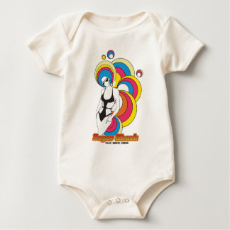 Sugar Shack Afro Baby Bodysuit