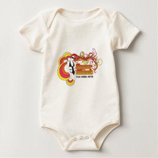 Sugar Shack Retro 1 Baby Bodysuit