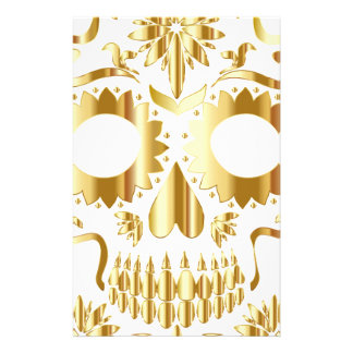 sugar-skull-1782019 stationery