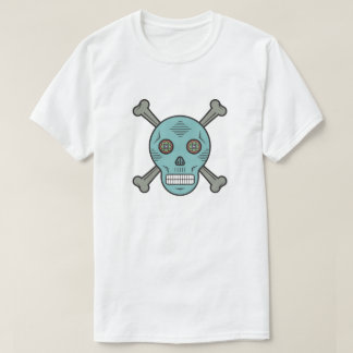 Sugar skull and bones T-Shirt