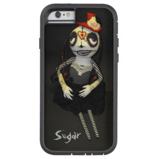 Sugar Skull Art Doll Sugar Iphone Case