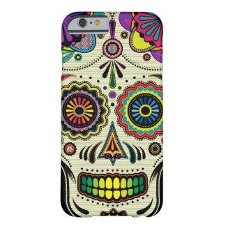 Sugar Skull Aztec Art iPhone 6 case