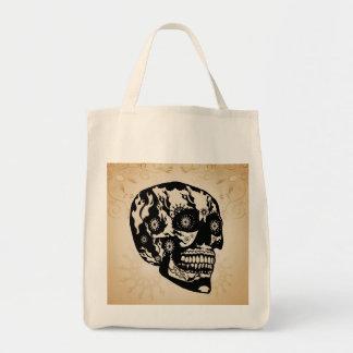 Sugar skull bags