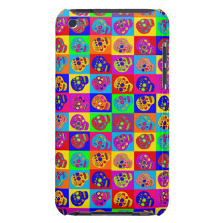 Sugar Skull Barely There iPod Cover