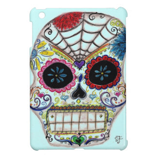 Sugar Skull Case For The iPad Mini