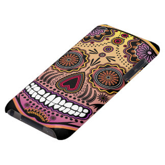 sugar skull Case-Mate iPod touch case