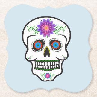 Sugar Skull Coaster