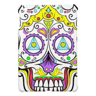 Sugar Skull Cover For The iPad Mini