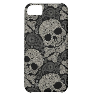 Sugar Skull Crossbones iPhone 5C Case