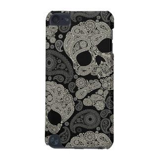 Sugar Skull Crossbones Pattern iPod Touch Case