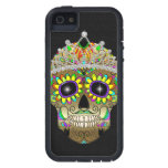 Sugar Skull - Day of the Dead - iPhone Case - SRF