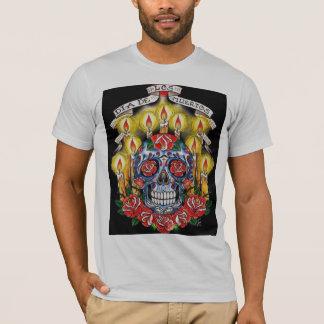 Sugar Skull Dia De Muertos Day of the Dead T-Shirt