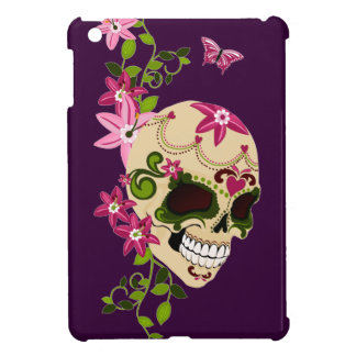 Sugar Skull [Día de Muertos] iPad Mini Covers