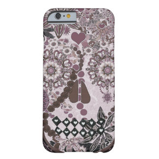 Sugar Skull | Flowers Everywhere Barely There iPhone 6 Case