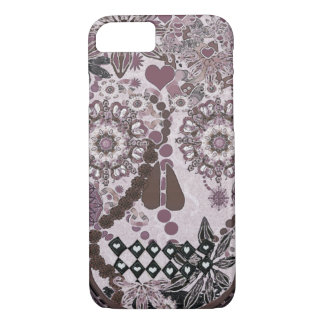 Sugar Skull | Flowers Everywhere iPhone 7 Case