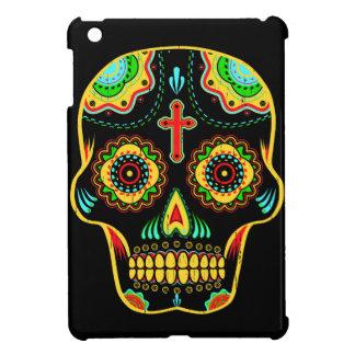 Sugar skull full color iPad mini case