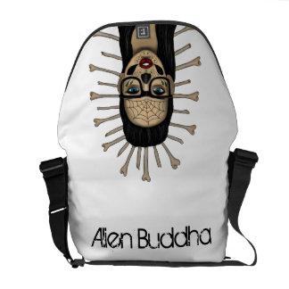 Sugar Skull Girl Bag Messenger Bags