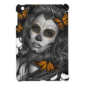 Sugar Skull Girl Case For The iPad Mini