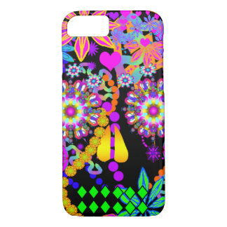 Sugar Skull | Hawaiian Tiki iPhone 7 Case