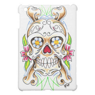 Sugar Skull IPad Case