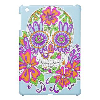 Sugar Skull  Cover For The iPad Mini