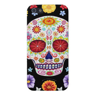 Sugar-Skull iPhone 5/5S Case
