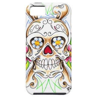 Sugar Skull Iphone 5 Tough Case