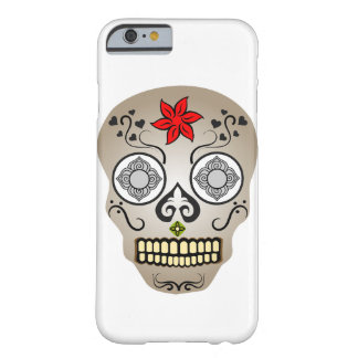Sugar Skull iPhone 6/6s, Barely There Phone Case