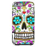 Sugar Skull iPhone 6 case Tough iPhone 6 Case