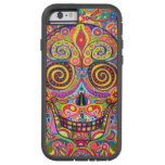 Sugar Skull iPhone 6 case Tough Xtreme iPhone 6 Case