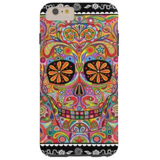 Sugar Skull iPhone 6 Plus Case