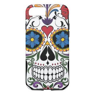 Sugar skull iPhone 7 Plus tough case