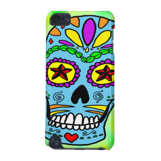 Sugar Skull iPod Touch Case