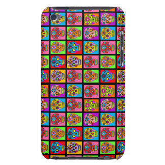 Sugar Skull iPod Touch Case-Mate Case