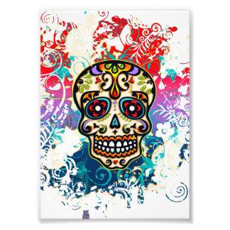 Sugar Skull, Mexico, Dias de los Muertos Photograph