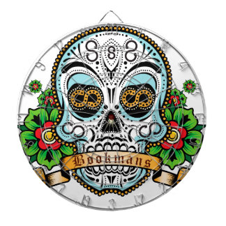 Sugar Skull Original Dartboard