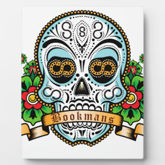 Sugar Skull Original Display Plaque