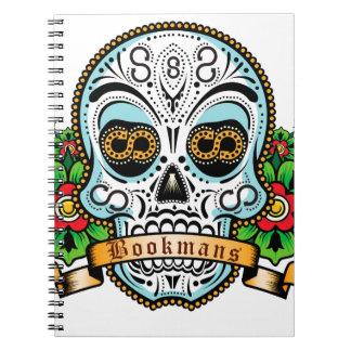 Sugar Skull Original Notebooks