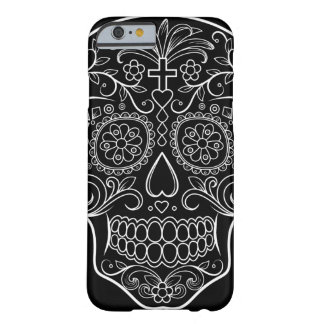 Sugar skull pattern case