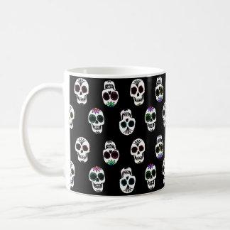 Sugar Skull Pattern Mug