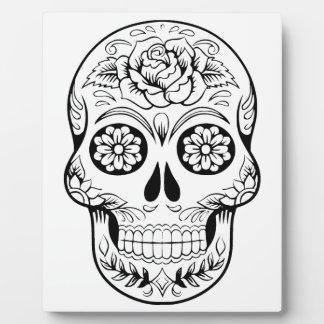 Sugar Skull Plaque
