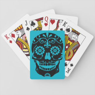 Sugar Skull Playing Cards