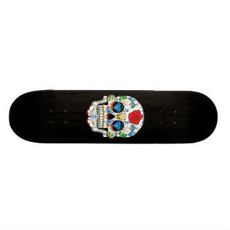 Sugar Skull Skateboard