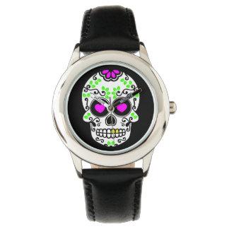 Sugar Skull Watch