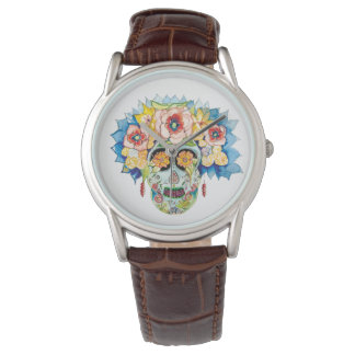 Sugar Skull Wristwatch