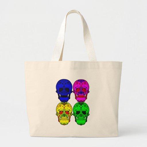 Sugar Skulls Bags