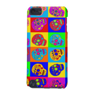 Sugar Skulls iPod Touch 5G Covers